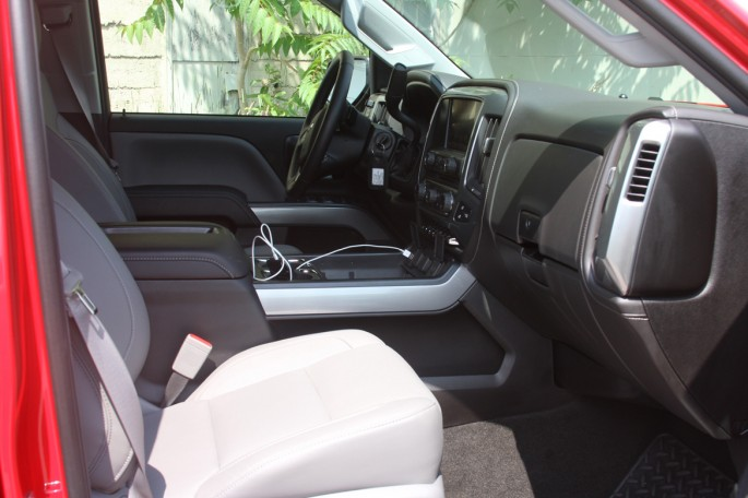 Chevy Silverado crew cab LTZ 2500 2014 victory red020
