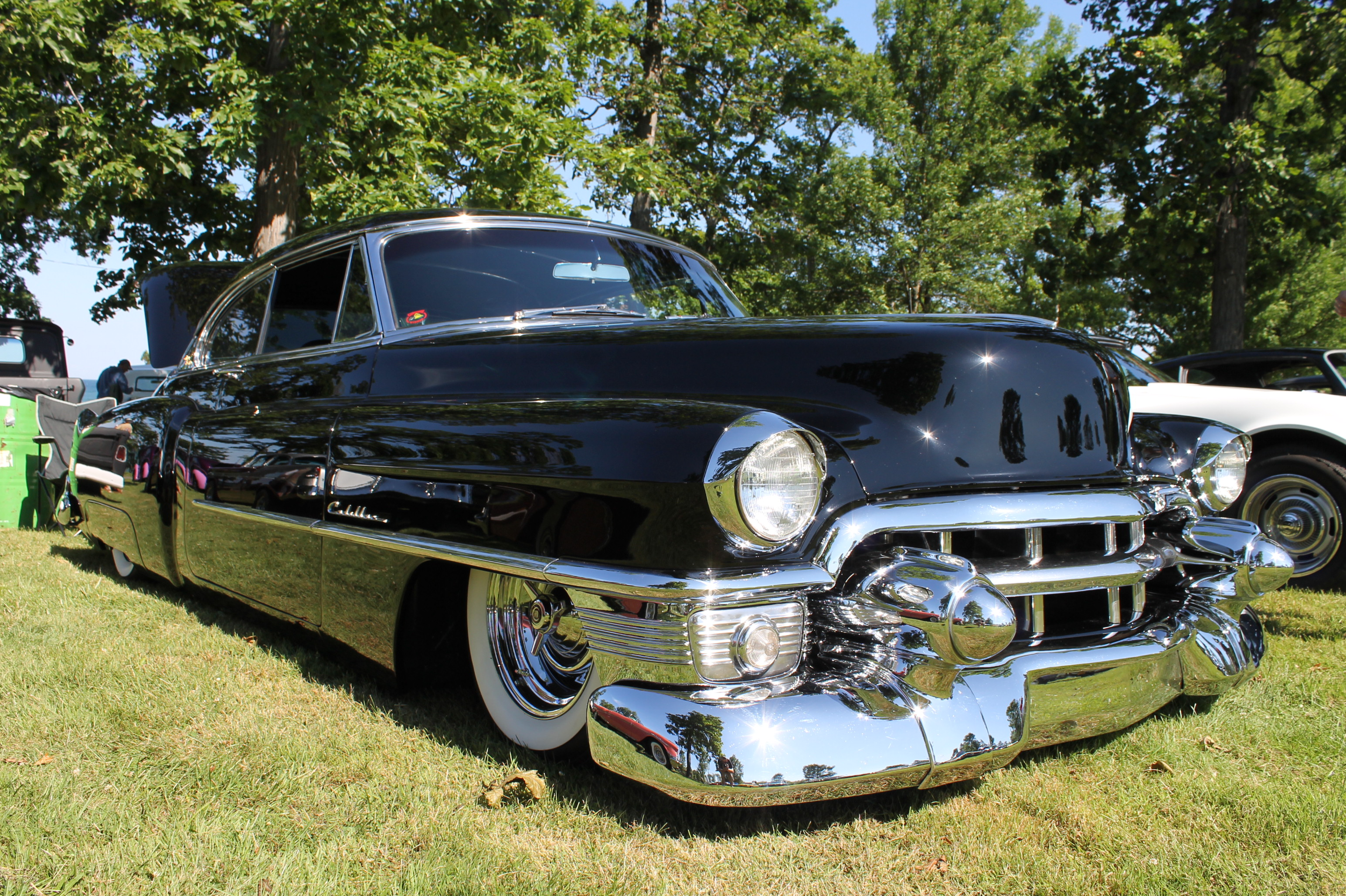 2014 Dunkirk Harbor Cruise Coverage: Great Cars, Great Scenery, and Great Photos