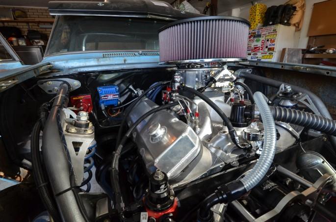 Drag Week 66 Chevy II-1