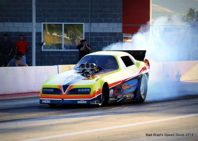 RMR @ SLC NHRA Heritage Race 6-6-14 Raw 520