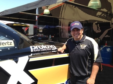 Tony Pedregon Chooses Prolong Super Lubricants As Primary Lubricant Sponsor For 2014