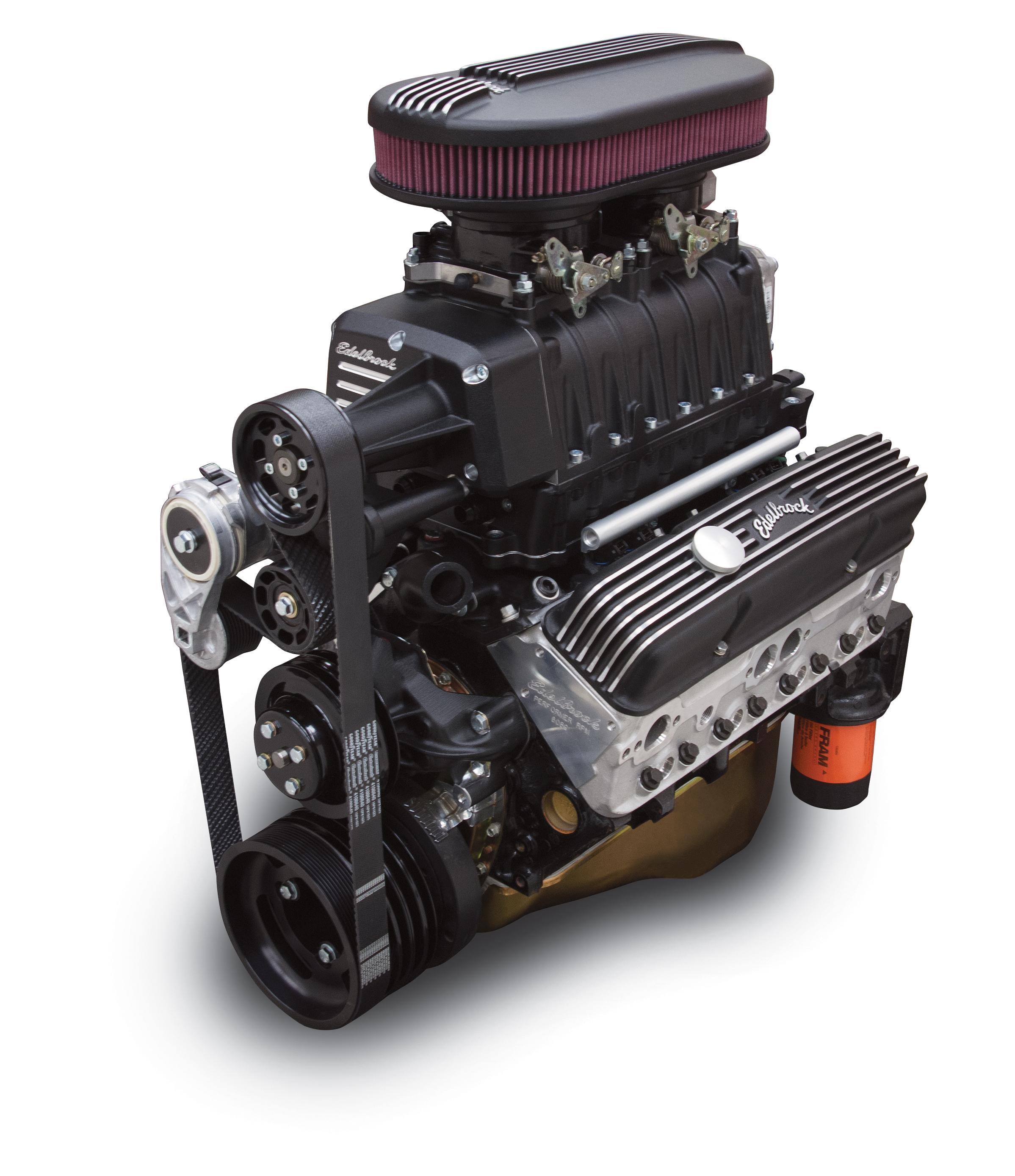 Big Blower Supercharger: BangShift.com E-Force Supercharger