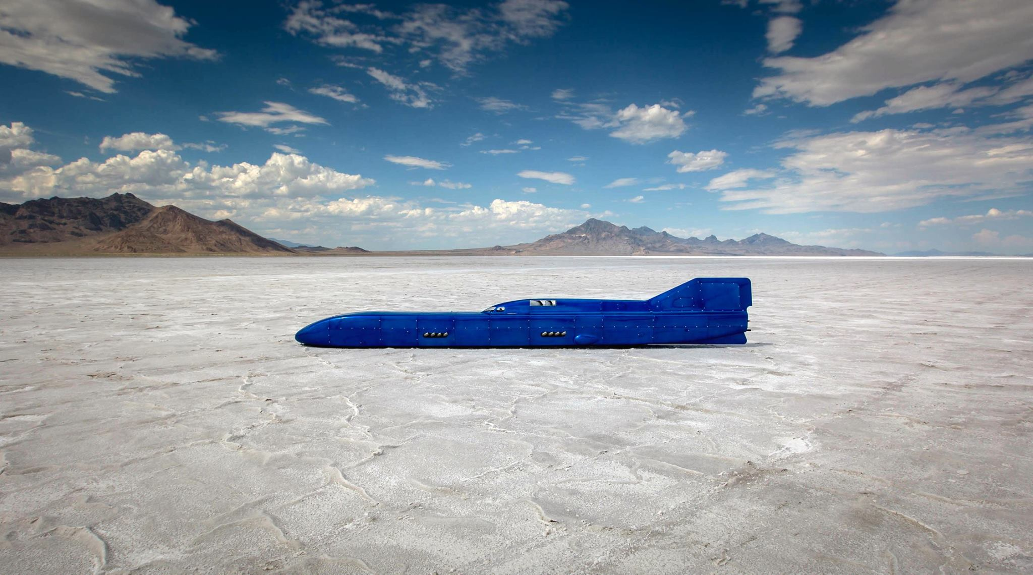 Milestone: Danny Thompson's Challenger II Is On The Bonneville Salt Right Now! Test Session This Weekend – Check Here For Details