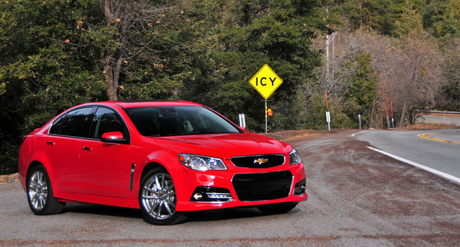 2015 chevrolet ss gets six speed manual and the good suspension bits from corvette. Black Bedroom Furniture Sets. Home Design Ideas