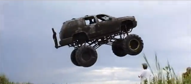 Watch This Monster Durango Go For Airborne Gold