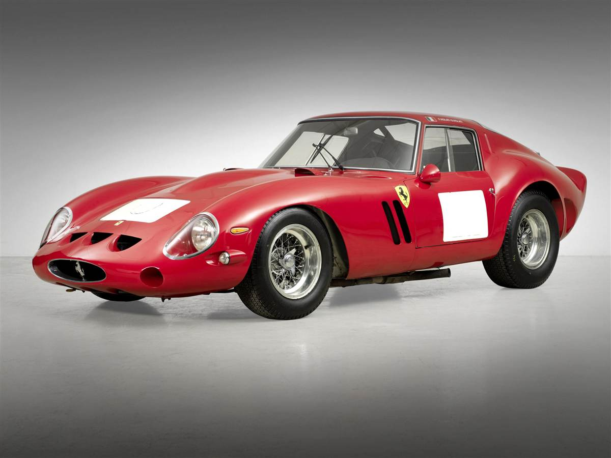 The 19th Ferrari 250 GTO Ever Built Will Be Sold In August – $50-million Could Be The Final Price