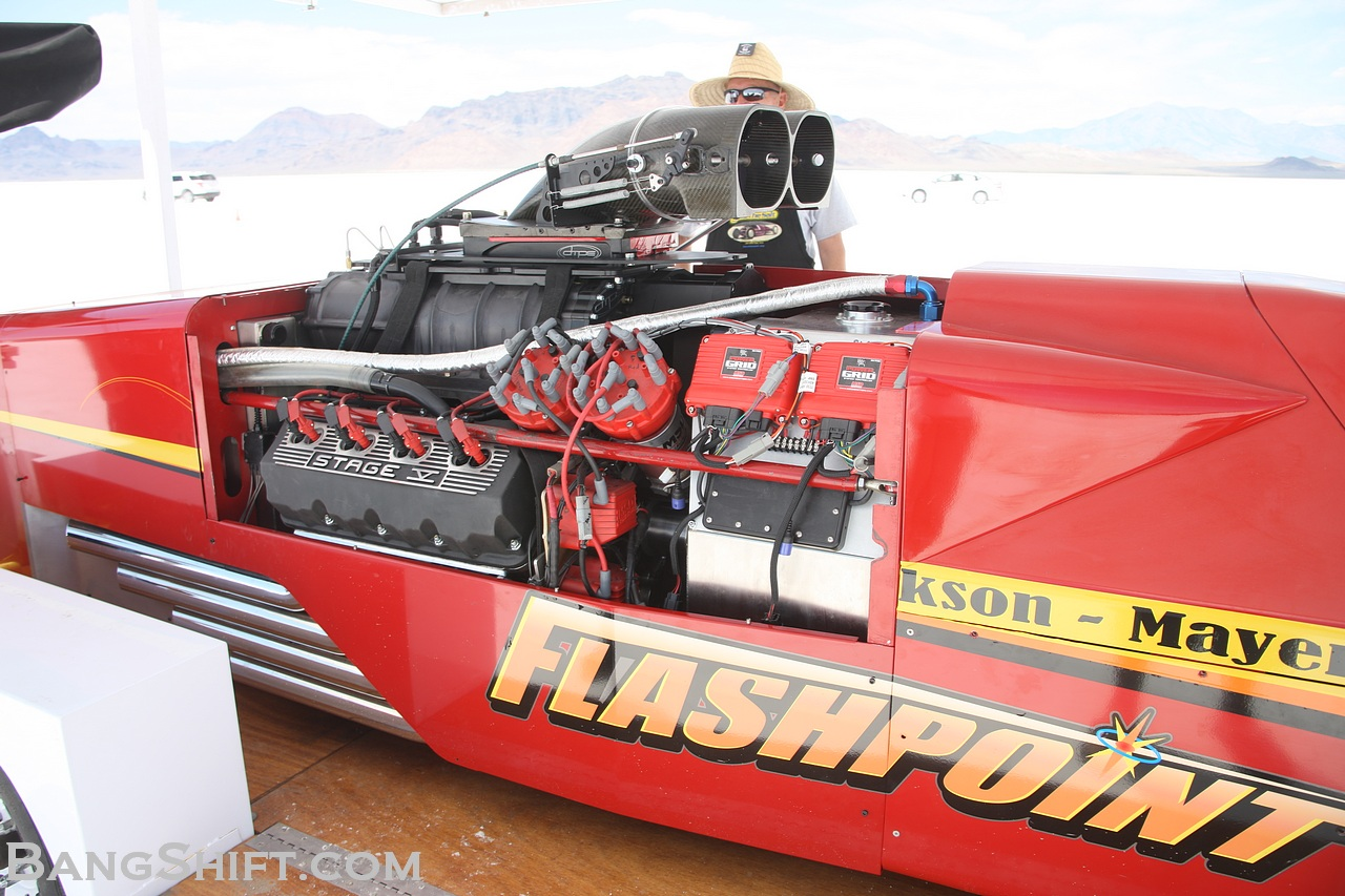 Bonneville Speed Week 2016: 11 Cars Capable Of Smashing The Wheel Driven Record – Here They Are