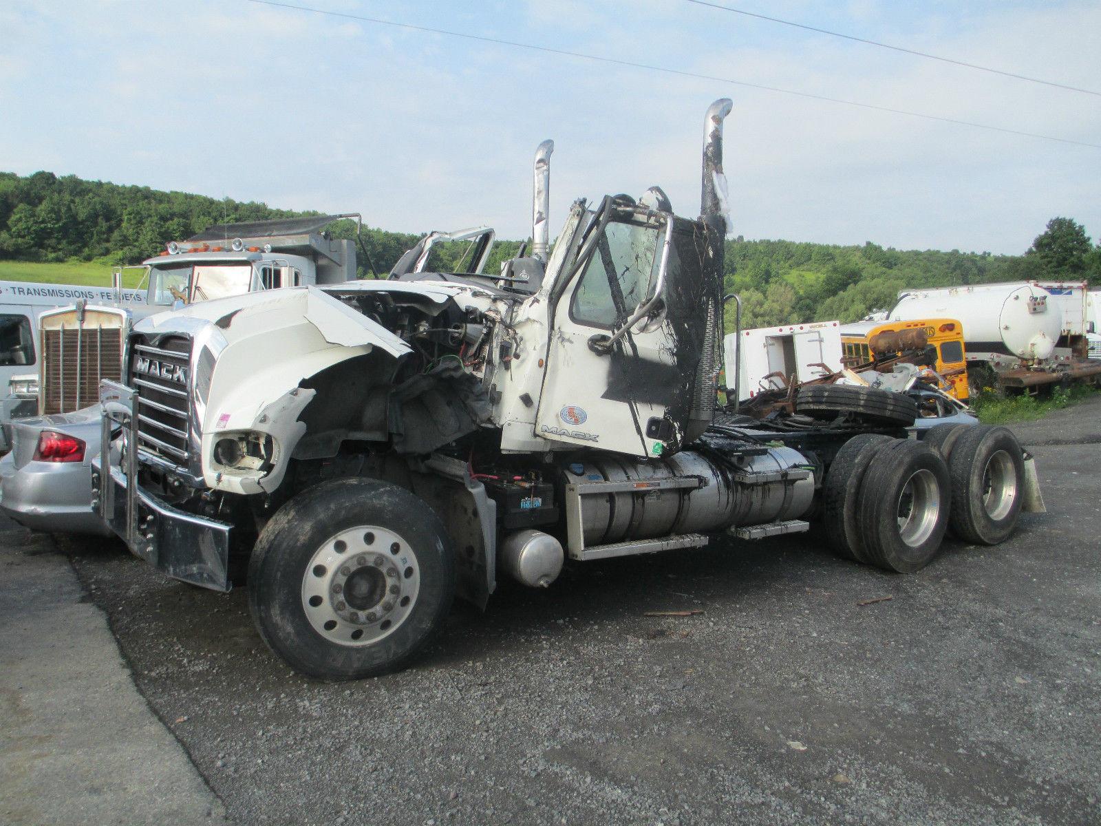 BangShift.com Mack Truck