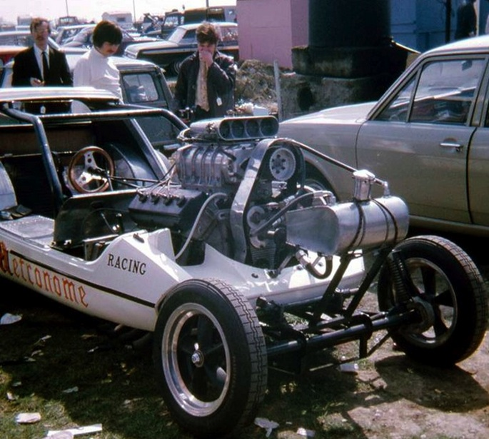 Ate Up With Motor: The Metronome – The Craziest Car In English Drag Racing History