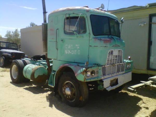 Old Cabover Mack Trucks Www Bilderbeste Com