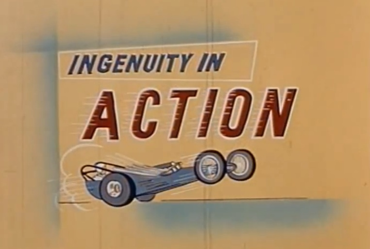 Video: The Ultimate Vintage Drag Film, Ingenuity in Action at the 1959 NHRA Nationals