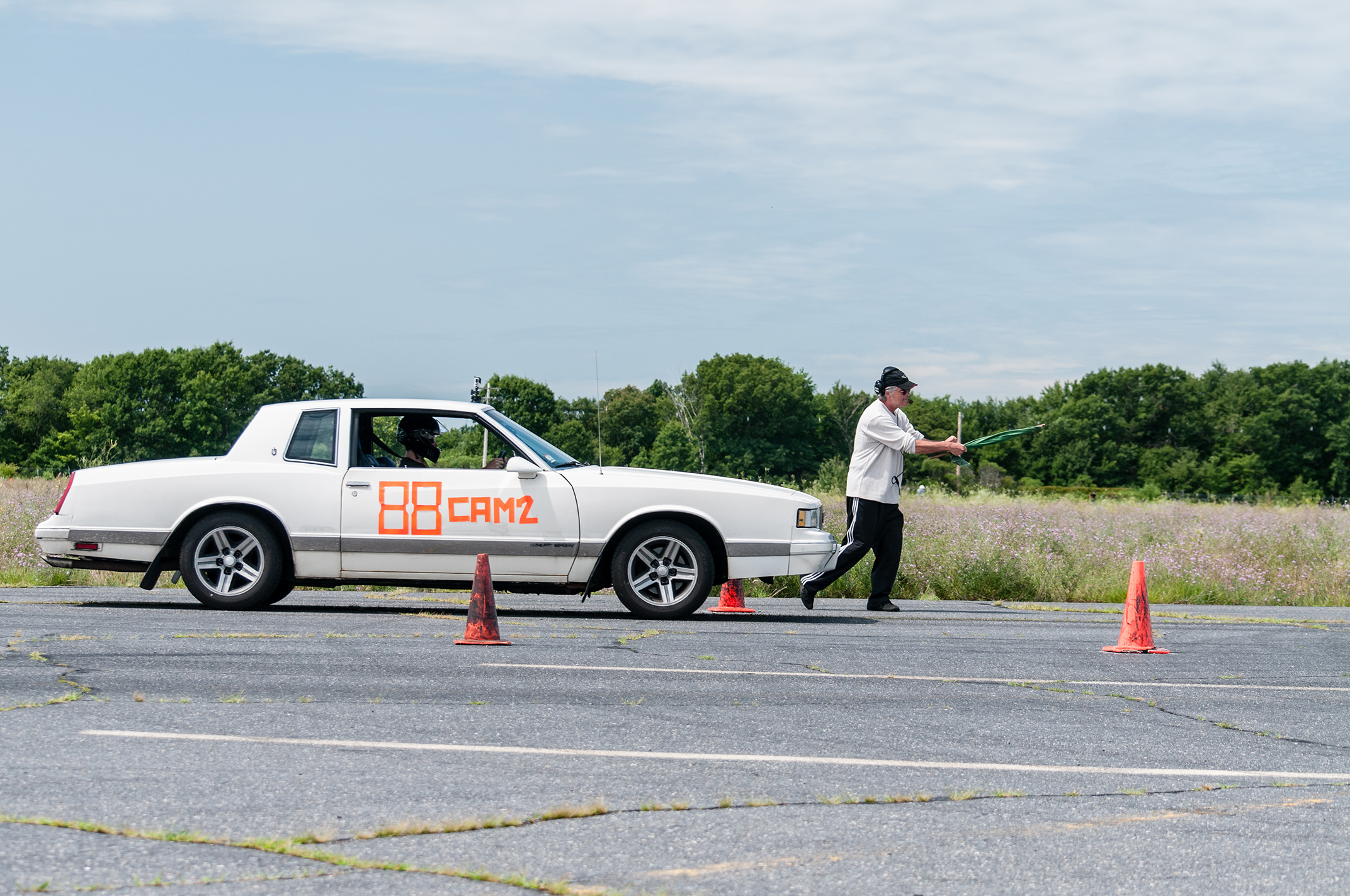 Nut Driver: First Autocross After Driving School, But Was I Paying Attention In Class?
