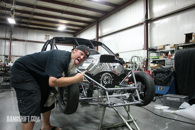Drag Week 2014 Larry Larson Plans S10 Pro Mod 003