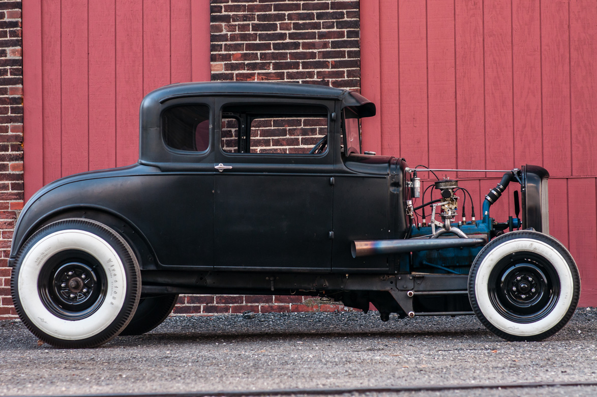 Favorito BangShift.com 1931 Model A KW24