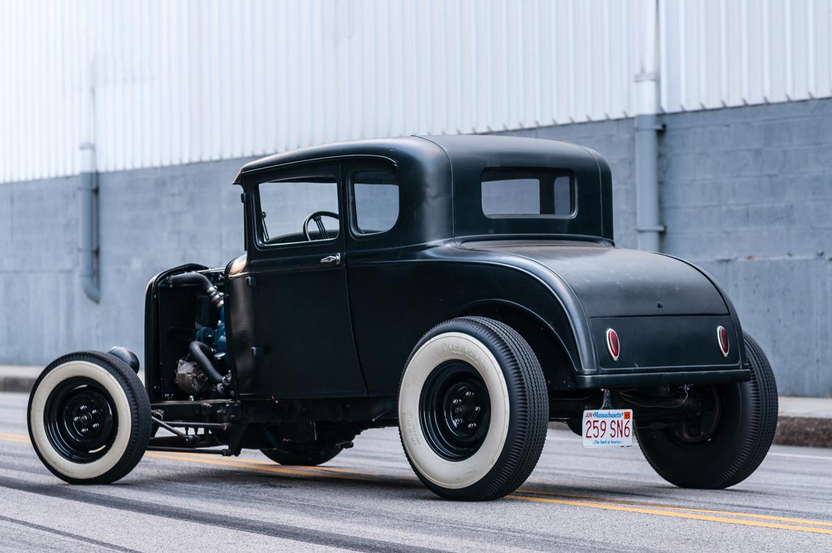 BangShift.com 1931 Model A