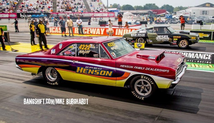 Hemi Challenge Rnd Fred Henson - Wescott Jr