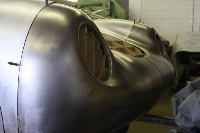 VW Type 64 KDF 1939 Copacetic Metal Shaping Dave Miller000