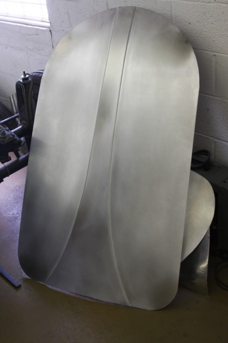 VW Type 64 KDF 1939 Copacetic Metal Shaping Dave Miller013
