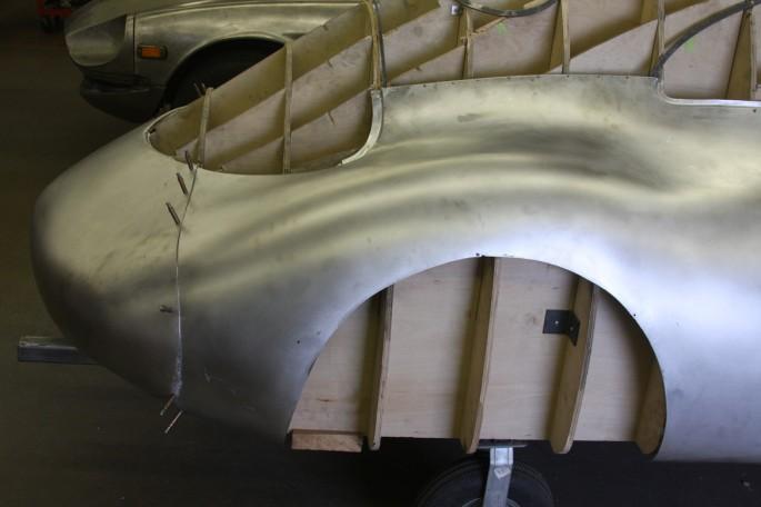 VW Type 64 KDF 1939 Copacetic Metal Shaping Dave Miller014