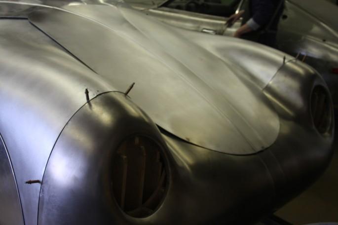 VW Type 64 KDF 1939 Copacetic Metal Shaping Dave Miller023