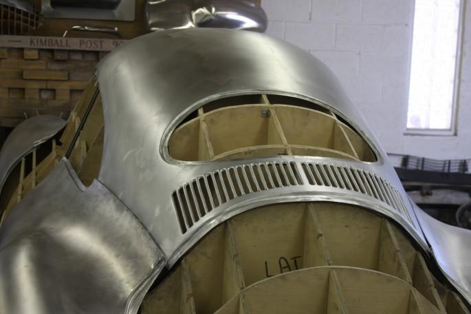 VW Type 64 KDF 1939 Copacetic Metal Shaping Dave Miller026