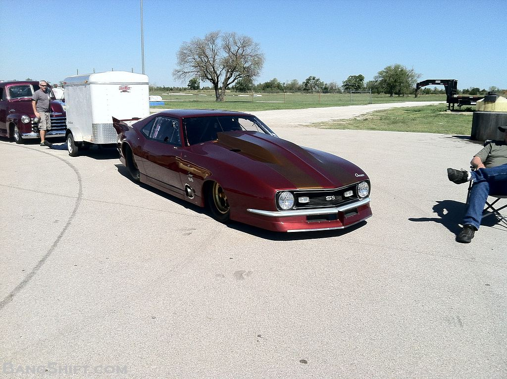 Drag Week 2015: Hot Rod Announced That Unlimited Drag Week Class Will Remain Unlimited – No Restrictions Coming