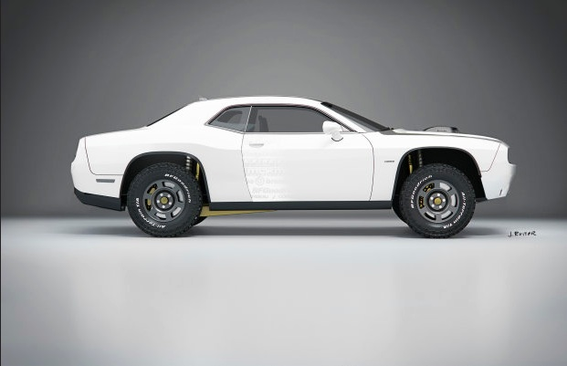 Bangshift Com Who Wants An Off Road Capable Muscle Car I Do Check