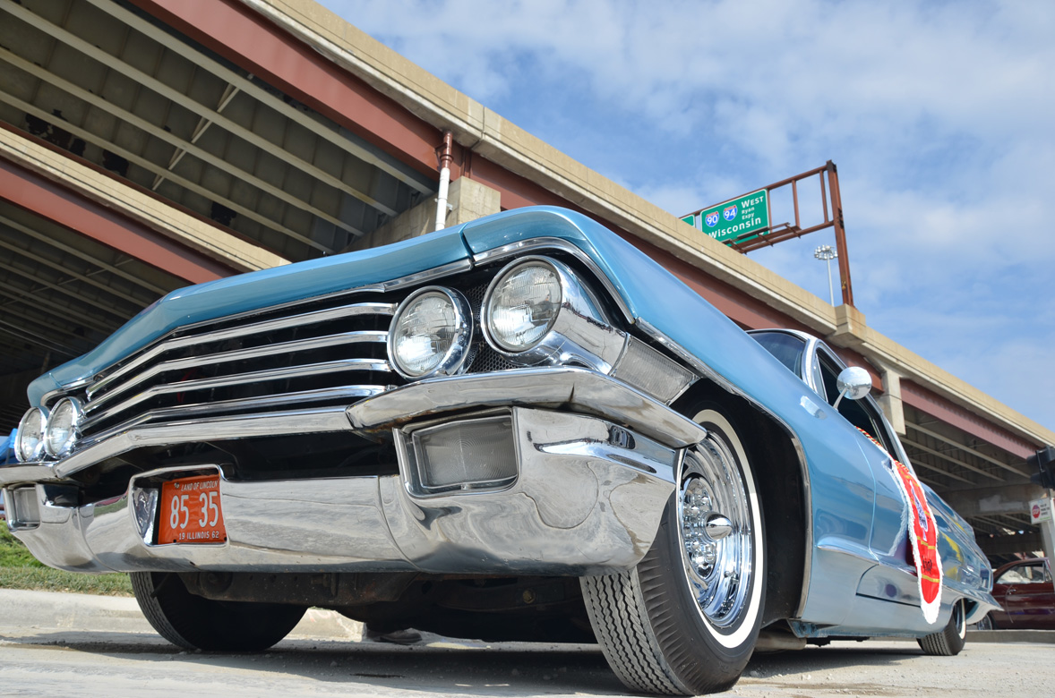 Slow and Low Chicago Community Lowriders Festival 2014 Coverage: Killer Photos Of Some Incredible Lowriders