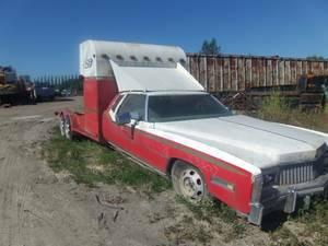cadillac eldorado car hauler. Black Bedroom Furniture Sets. Home Design Ideas