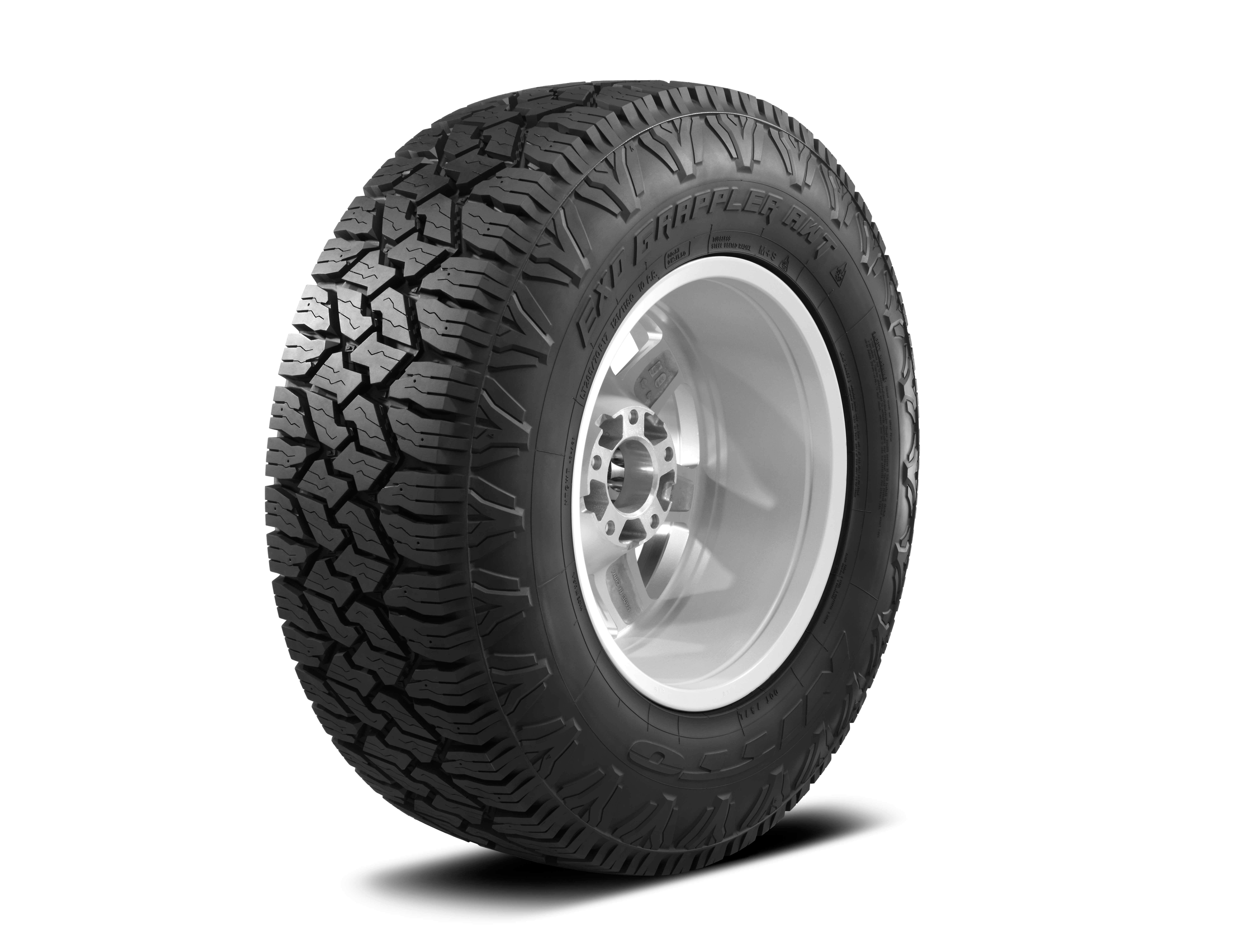 Grappler AWT Tire For Those Need Great Traction Through Every Weather ...
