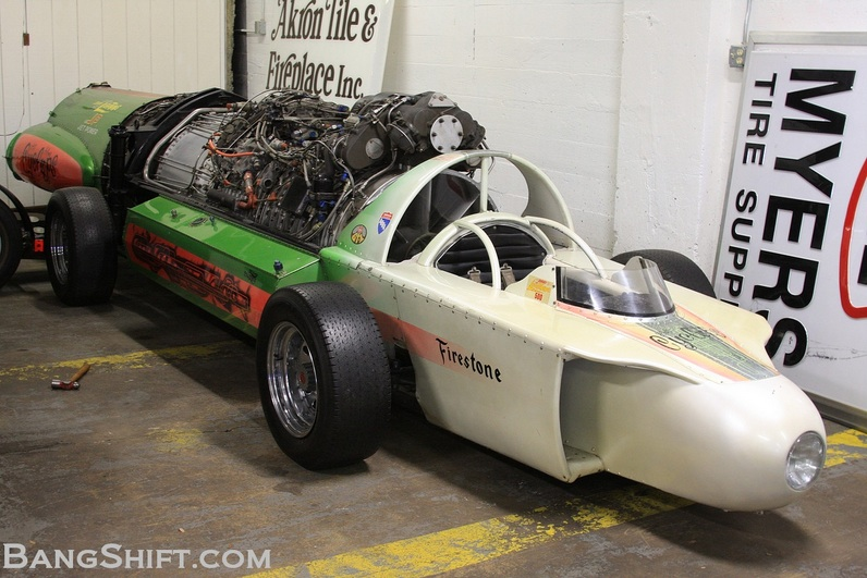 Historical Feature: Art Arfons' Cyclops Jet Dragster – Up Close And Personal