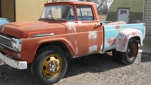 Bangshift Com 1958 Ford