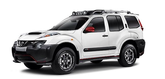 Nissan's NISMO Juke/Xterra Is The Stuff Nightmares Are Made Of