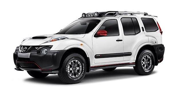 BangShift.com Nissan's NISMO Juke/Xterra Is The Stuff ...