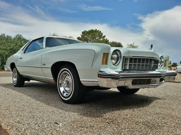 BangShift com Rough Start: This 1975 Monte Carlo Is A One