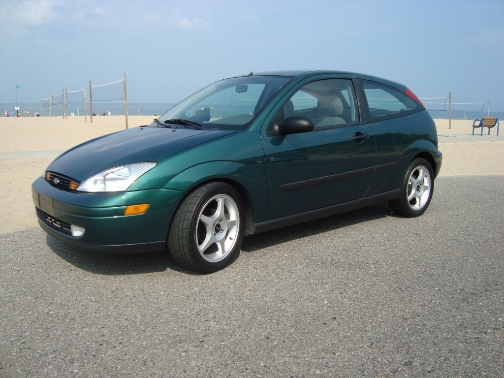 Ebay find its a mostly stock focus zx3