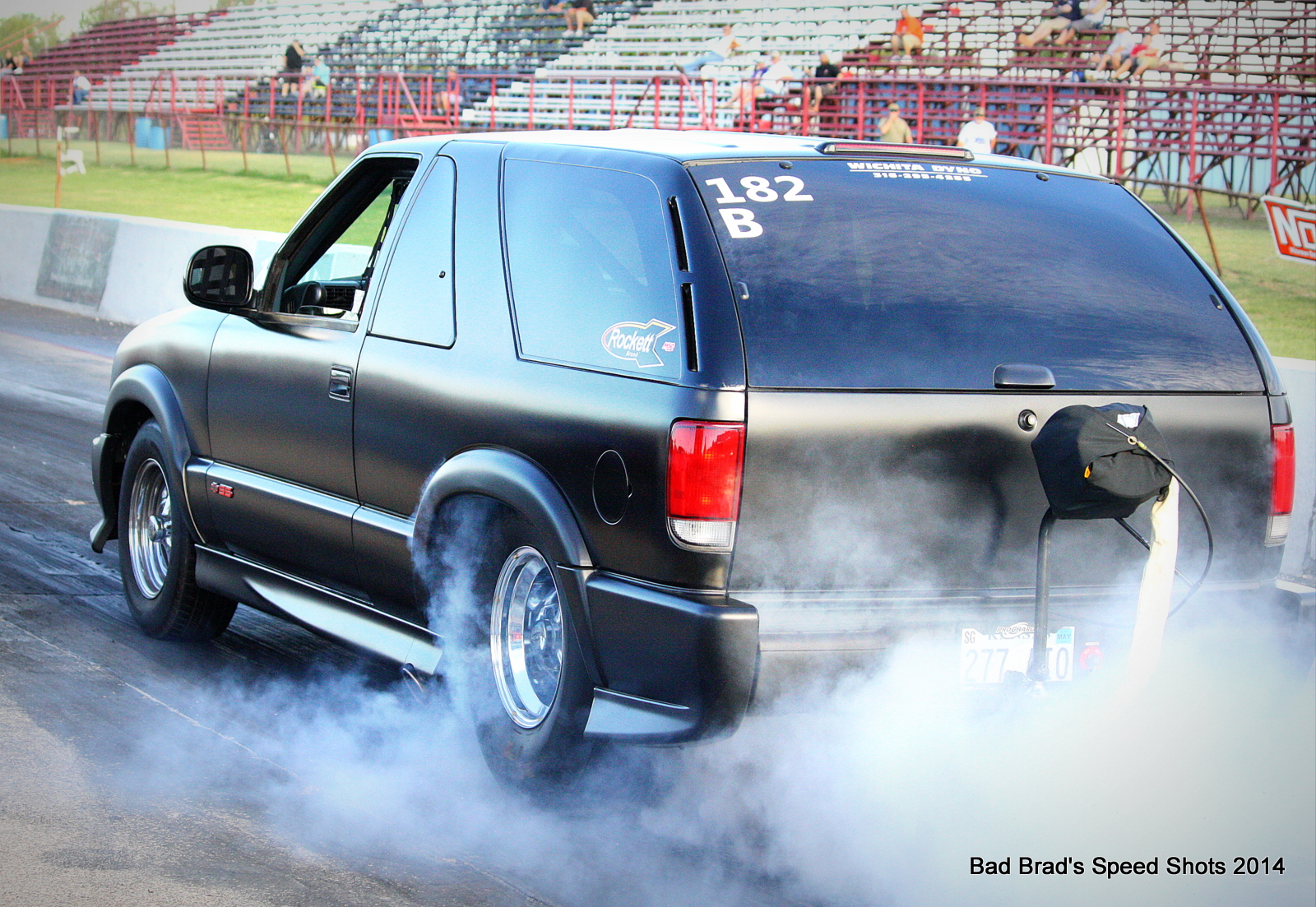 Drag Week 2014: Action And Pit Photos From Thunder Valley Raceway In Noble, Oklahoma