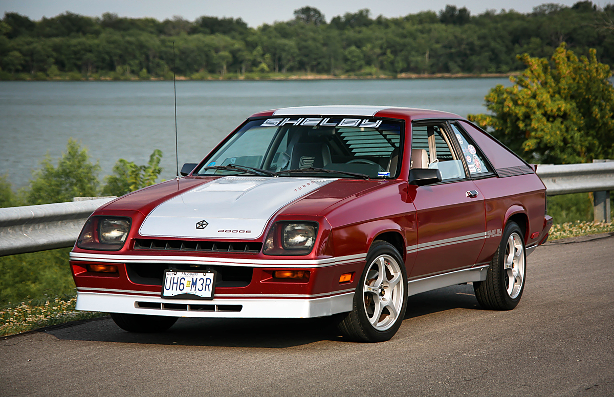 Bangshift Com This 1985 Dodge Shelby Charger Turbo Might