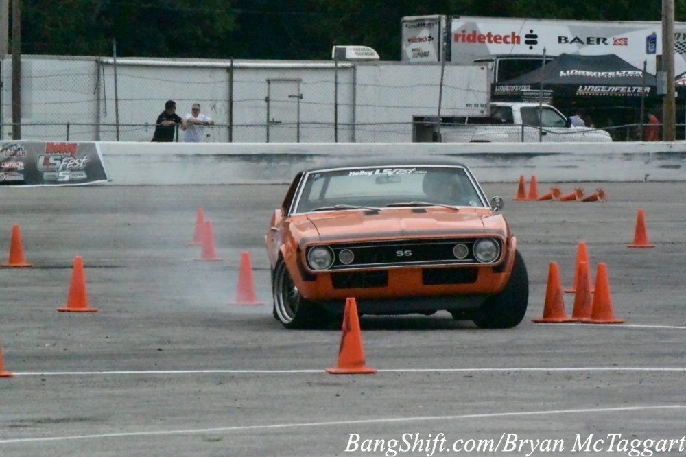 Watch Chris Harris Hoon A New Z/28 Around A Wet Track Just Because
