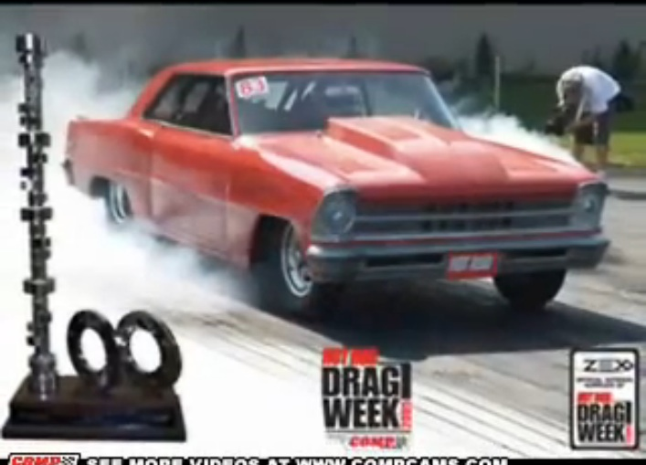 Where It All Started: This Short Clip Of Hot Rod Drag Week 2005 Is A Far Cry From The Mania Of Today