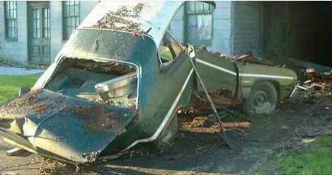 """Epic Craigslist Find: """"I Know What This Car Is Worth Restored, Don't Low-Ball Me"""""""
