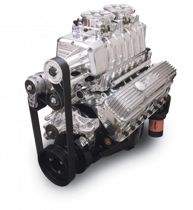 enforcer engine