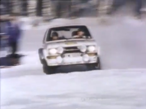 Enjoy This Classical Rally Footage Of Ford Escorts Playing In The Woods