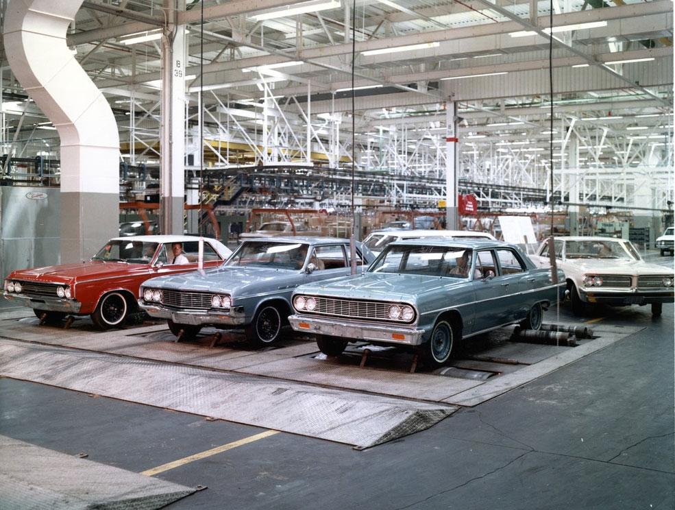 BangShift.com Fremont Assembly Plant