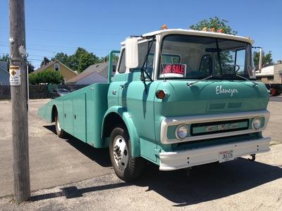 BangShiftcom Ramp Truck