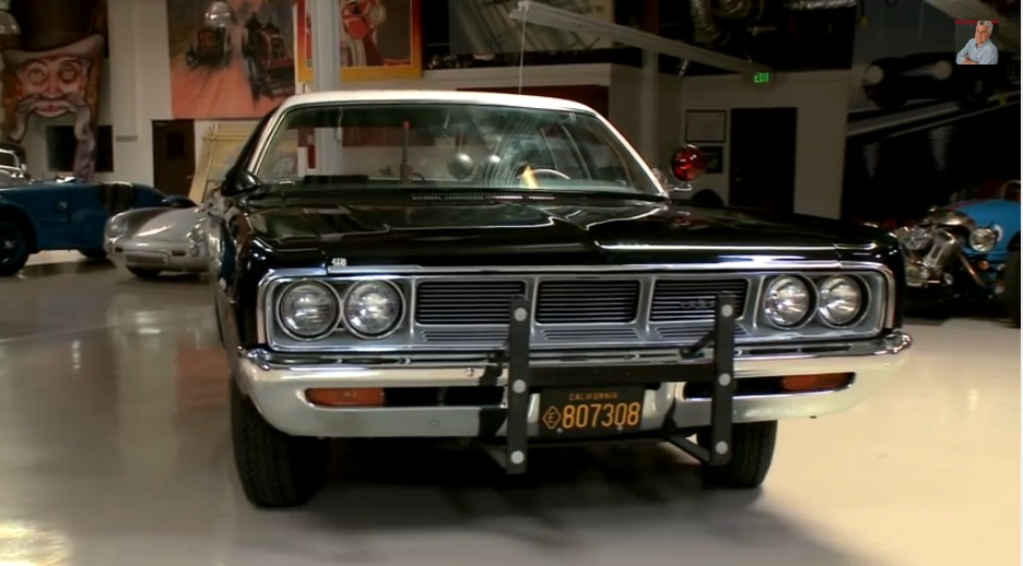 Leno's Garage Looks At Five Of The Greatest Highway Patrol Cars Of All Time – Which One Is Tops?