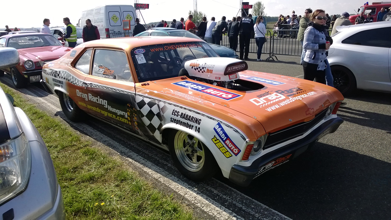 Photos: A Day At The Drags…In The Country Of Hungary – Cool Iron In An Unlikely Place