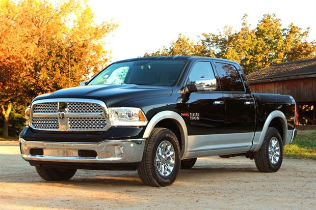 Ram Bumping Up Production Of Half-Ton Diesels Due To Demand