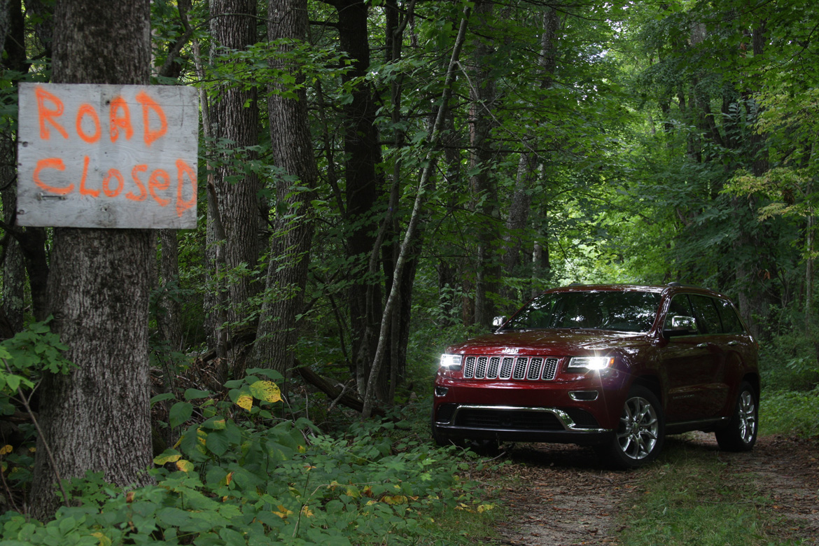 BangShift Test Drive: The 2014 Jeep Grand Cherokee Summit Eco-Diesel – A Throwback To The Future