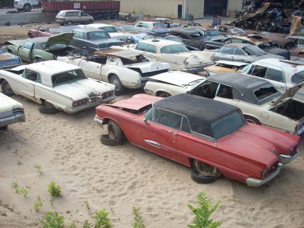 Auto junk yard denver 11